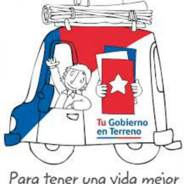 """INVITACIÓN """"TÚ GOBIERNO EN TERRENO 2015"""""""