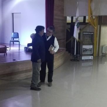 """LANZAMIENTO DEL LIBRO """"SAN GREGORIO,  EL NACIMIENTO HOSTORICO DE CHILE POR EL ESTRECHO"""""""
