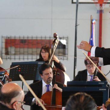 Orquesta de Cámara de Chile, en Concierto