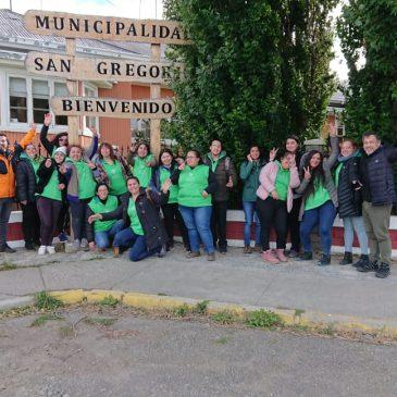 Exitosa Jornada de aplicación de Encuestas en Villa Punta Delgada