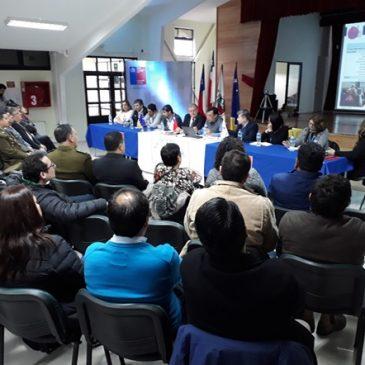 MINVU rindió Cuenta Pública en San Gregorio