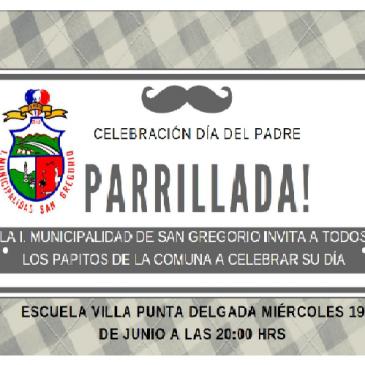 Invitación Celebración Día del Padre