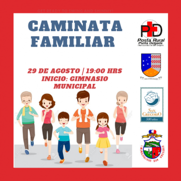 Caminata Familiar agosto 2019