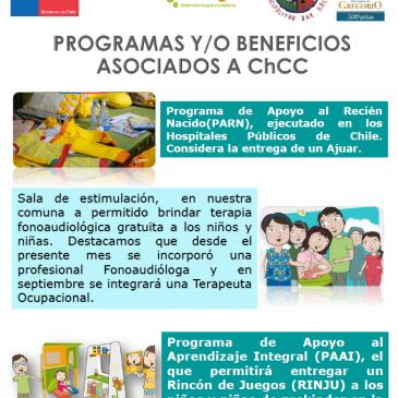 ¿SABES QUE ES CHILE CRECE CONTIGO(ChCC)?