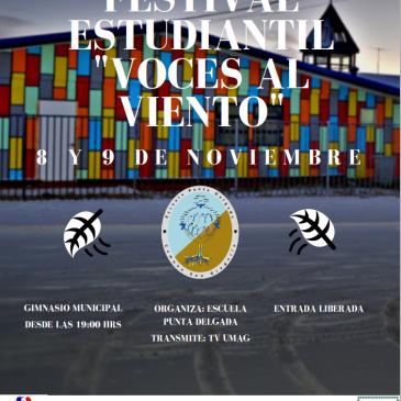 """Festival Estudiantil """"Voces al Viento"""""""
