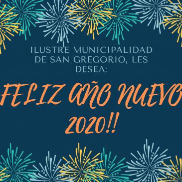 Feliz Año 2020!!