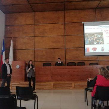 Presentación del Plan de Desarrollo de la Localidad a diversos organismos públicos y privados en la comuna de Punta Arenas.