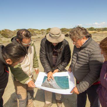 Prospección Arqueológica Ocupación Hispana Temprana en Punta Dúngenes, Comuna de San Gregorio
