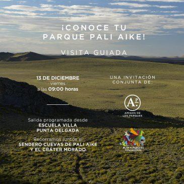 ¡Conoce tu parque Pali Aike!