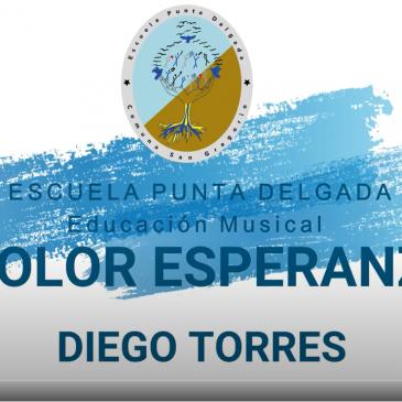 Interpretación musical de Estudiantes de la Escuela Punta Delgada Prekínder a Octavo Año Básico
