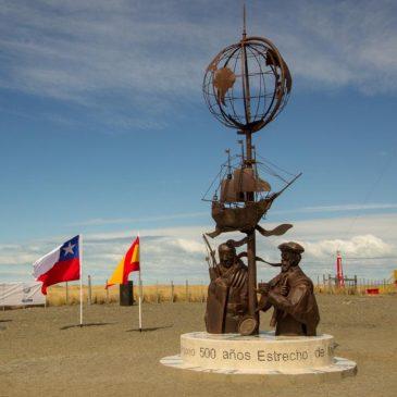 Aniversario n°500 del Estrecho de Magallanes, Punta Dungeness.