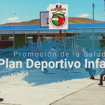 Plan Deportivo Infantil, San Gregorio