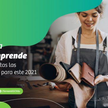 Escuela Mujer Emprende 2021.